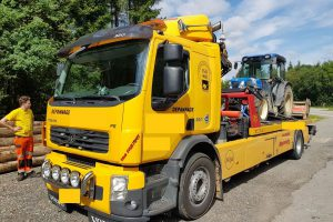 Volvo FE 320 Pomoc drogowa HDS